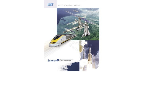 Leach catalog cover