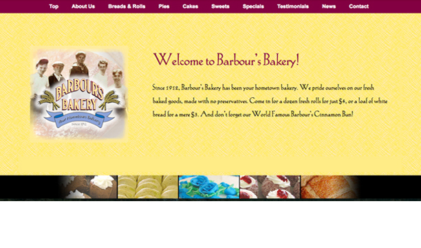 Barbour's Bakery