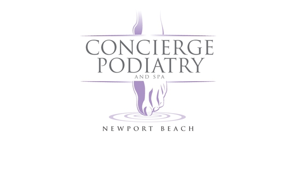 Concierge Podiatry logo
